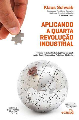 Quarta Revolução Industrial 311x468 - Quarta Revolução Industrial em livro