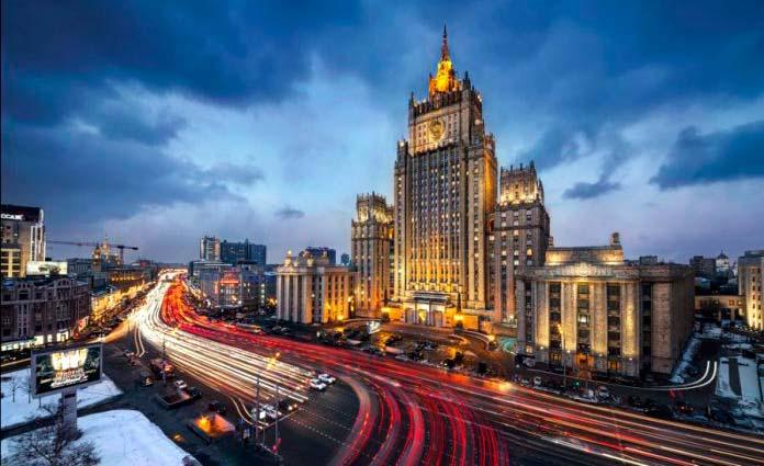 Russia Moscou - SEMRUSH DÁ DICAS PARA QUEM VAI À RÚSSIA