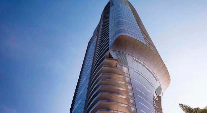 Una Residences em Miami EUA 700x383 - No topo: Edifício em Miami tem unidades de até US$ 5 milhões