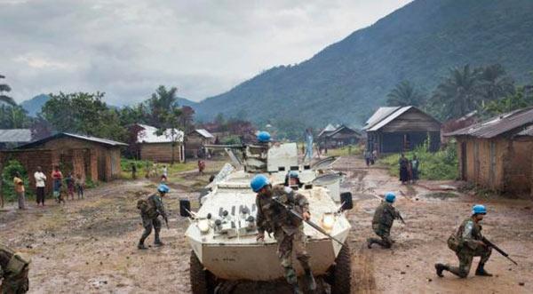 congo 0 - General brasileiro vai comandar missão de paz da ONU no Congo