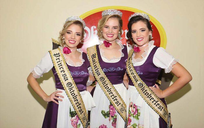 imagem release 1265550 700x442 - Oktoberfest de Igrejinha escolheu rainha e princesas