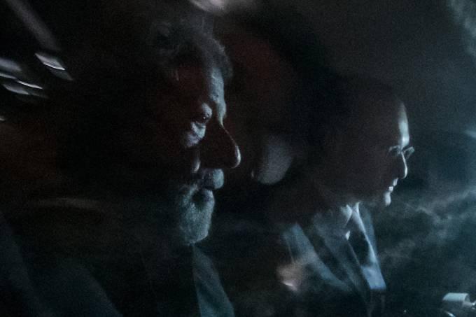 Lula passa a noite no Sindicato dos Metalúrgicos