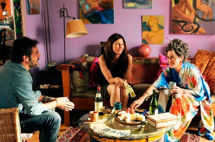 paz amor e muito mais - Filmes sobre dramas familiares no Netflix