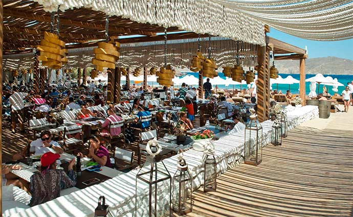 Beach Club Principauté - Verão europeu: dicas para curtir o melhor de Mykonos