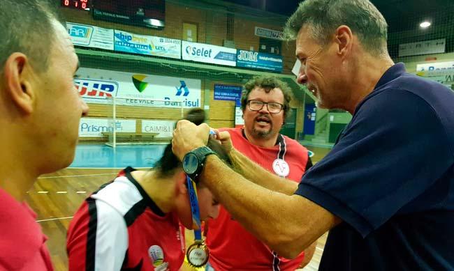Campeãs da Taça NH de Futsal 2 - Campeãs da Taça NH de Futsal