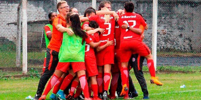Inter guriascoloradas gol 700x350 - Gurias Coloradas trazem ponto em jogo fora de casa