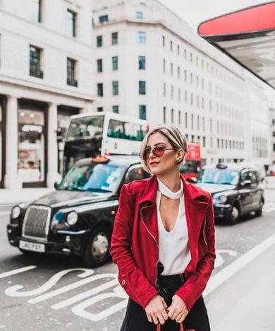 Lili Paiva mostra as tendências2 390x468 - Lili Paiva mostra as tendências de casacos