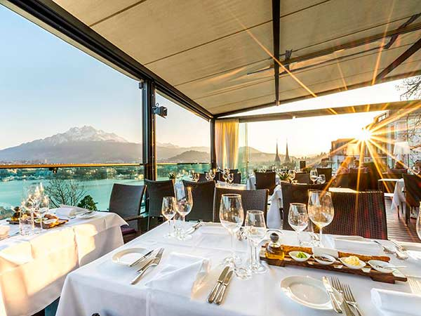 Lucerna 5 - Conheça Lucerna, na Suíça, pela gastronomia