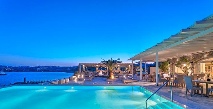 Santa Marina Resort Villas Mykonos - Verão europeu: dicas para curtir o melhor de Mykonos