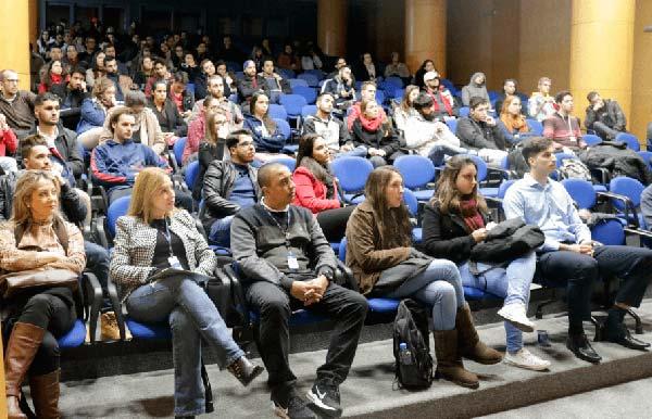evento dicas mobilidade prouni 3 - Evento na PUCRS oportunizou dicas a Bolsistas ProUni