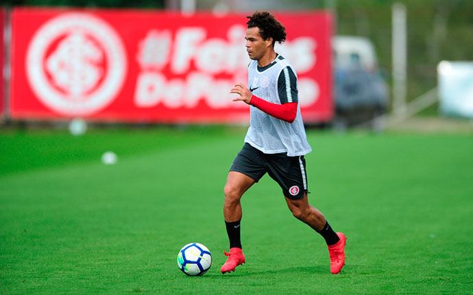 inter - Odair Hellmann esboça time para duelo com o Flamengo