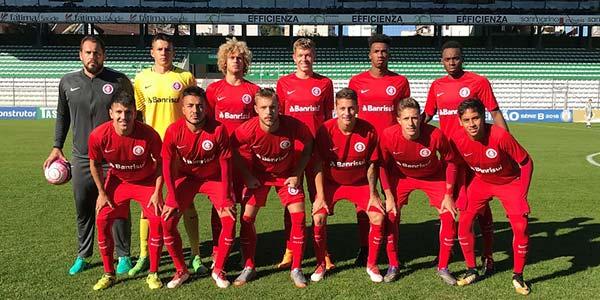 juventudexsub20 - Inter Sub-17 goleia o Caxias