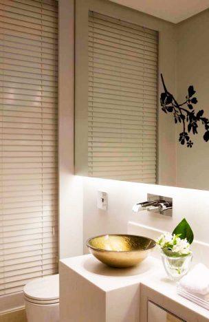 lavabo23 304x468 - Dicas de como repaginar seu lavabo