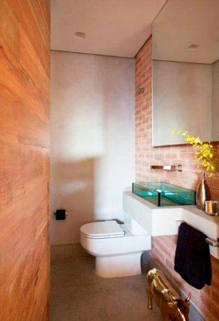 lavabo26 320x468 - Dicas de como repaginar seu lavabo