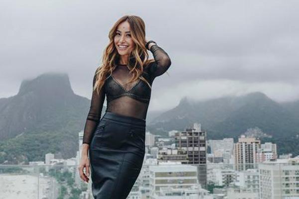 sabrinasato euro makingof 4 web  - Futura mamãe, Sabrina Sato estrela campanha da Euro