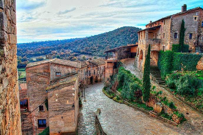 Montsonís - Catalunha: cidades, vilas e aldeias encantadoras