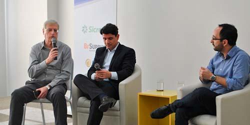 Oldemar Brahm Victor Gomes Bruno Vaz bx - Indústria 4.0: Há muitos desafios para o setor empresarial