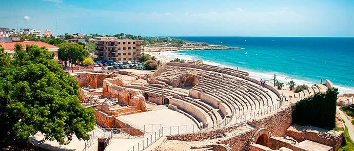 Tarragona - Catalunha: cidades, vilas e aldeias encantadoras