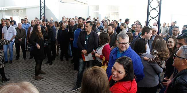 Upa de Novo Hamburgo Foto Revista News - Prefeita Fátima Daudt inaugura UPA 24 horas em Novo Hamburgo