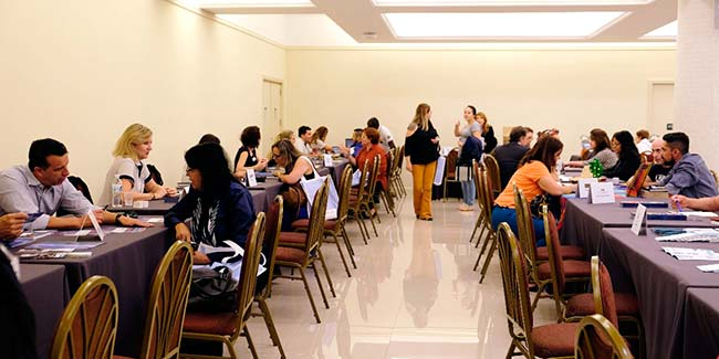 """Capacitação com agentes e operadores em São Paulo na primeira etapa do projeto - Projeto de divulgação """"Visite BC & Região"""" capacita mais de 700 operadores e agentes"""