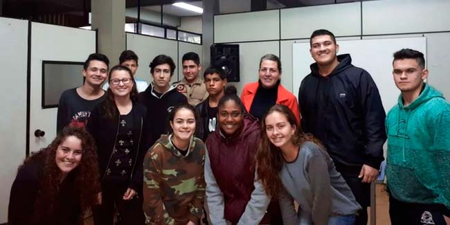 Catavida promove encontros com jovens na Asbem 1 - Catavida promove encontros com jovens na Asbem