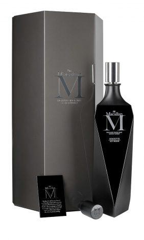 The Macallan apresenta o M Black1 282x468 - The Macallan apresenta o M Black