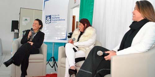 Viviane Northfleet Simone Kuhn Jaqueline Gomes 2 bx - Empreendedoras: As lições de vida de mulheres que inspiram