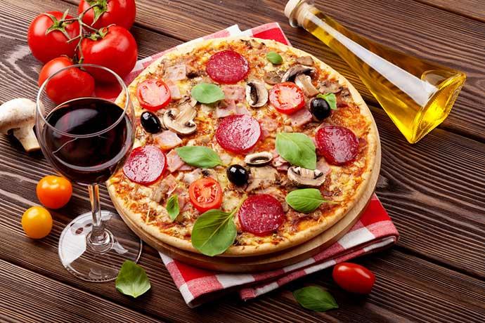 pizza1 - Harmonização de vinhos para os amantes de pizza