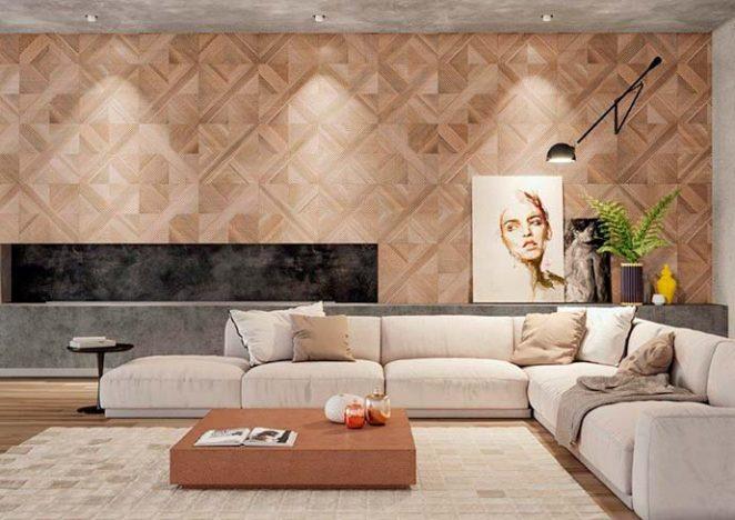 tavola1 662x468 - Mesas de madeira inspiram criação de porcelanato