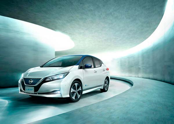 Photo of 10 mil europeus já encomendaram o novo Nissan LEAF