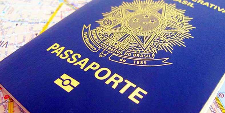 1Passaporte cópia - Entra em vigor isenção de visto entre Brasil e Emirados Árabes