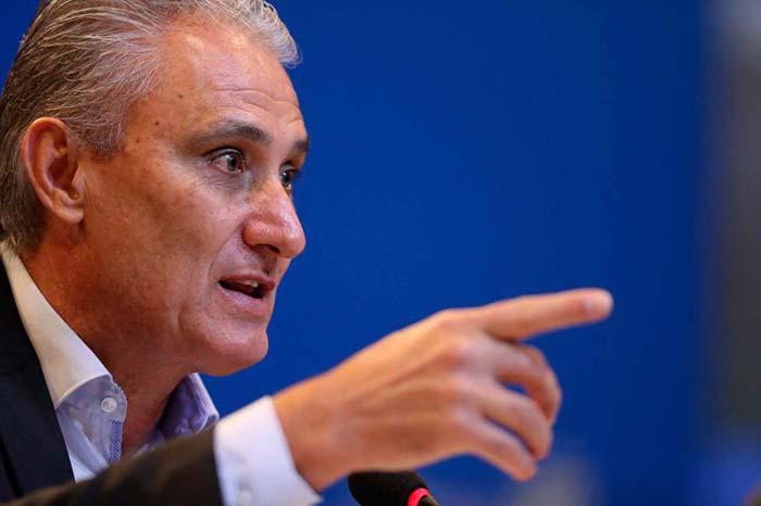 Amistosos da Seleção Brasileira 2018 1 - Técnico Tite fará convocação para amistosos no dia 2 de março