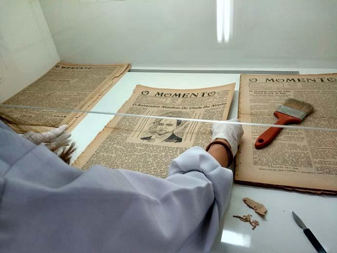 Arquivo Histórico Municipal João Spadari Adami 1 - Arquivo Histórico de Caxias do Sul atrai quatro mil pessoas em 2017