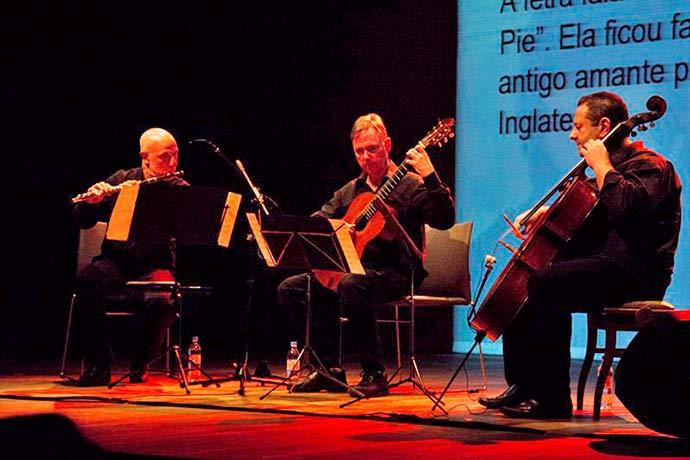 Beatles em concerto Crédito Mainquest - Beatles em Concerto no Instituto Ling neste sábado