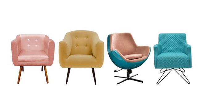 Cadeiras e poltronas Mobly1 cópia - Cadeiras e poltronas dão um UP em qualquer espaço