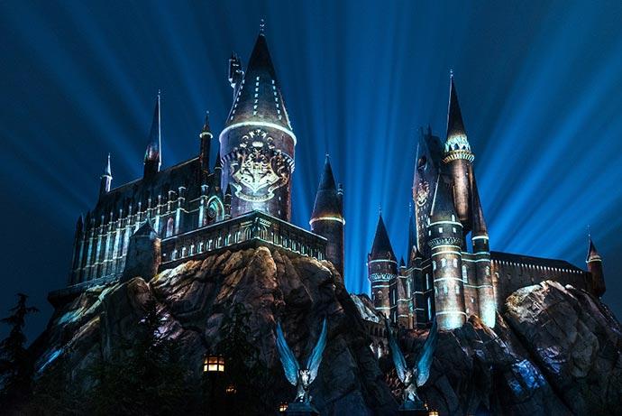 Castelo de Hogwarts - Universal Orlando lança novidades no Castelo de Hogwarts