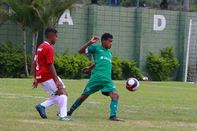 Celeiro de Ases Inter - Time Mirim do Inter estreia com vitória na Copa Votorantim
