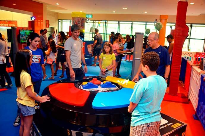 Central Plaza Shopping Brinquedoteka - Quatro shoppings de São Paulo oferecem atividades gratuitas para crianças