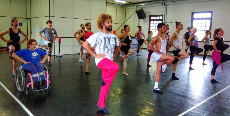 Cia. Municipal de Dança de Caxias do Sul 1 - Cia. Municipal de Dança de Caxias do Sul apresenta novos integrantes