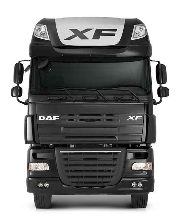 DAF XF105 - Caminhões DAF ganham novidades na versão 2018