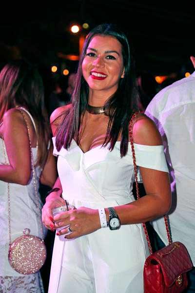 Daniela cosio web  - Sabrina Sato e Duda Nagle na festa de reveillon Five Star, em Miami