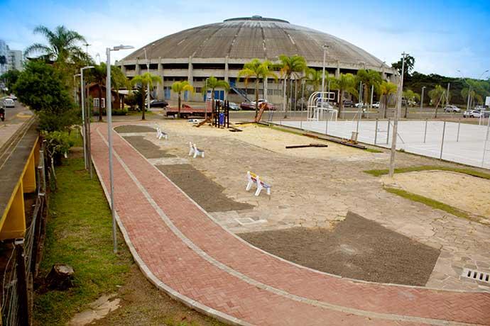 Photo of Largo Rui Porto é opção de lazer em São Leopoldo