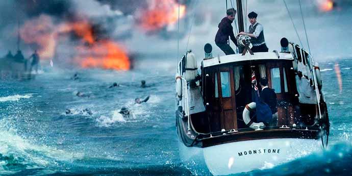 Dunkirk - Filme indicado ao Globo de Ouro, Dunkirk para compra e aluguel digital
