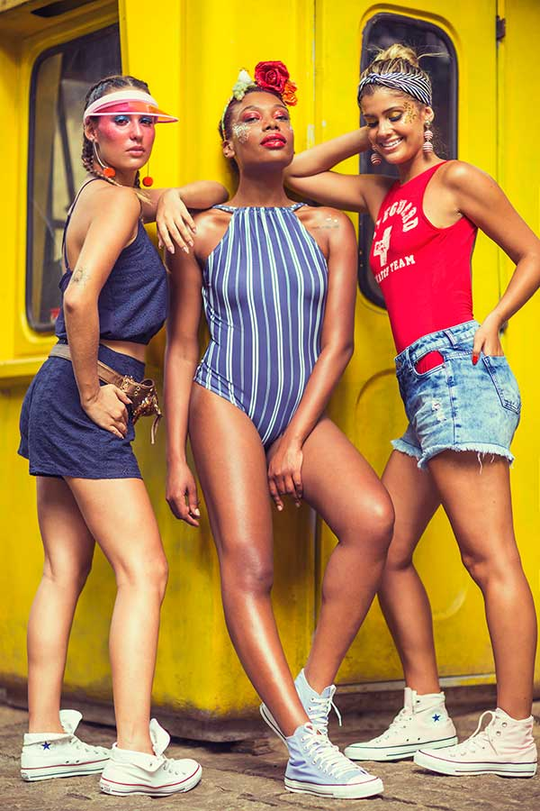 EstudioEuka045 - DZARM lança coleção-cápsula de Carnaval