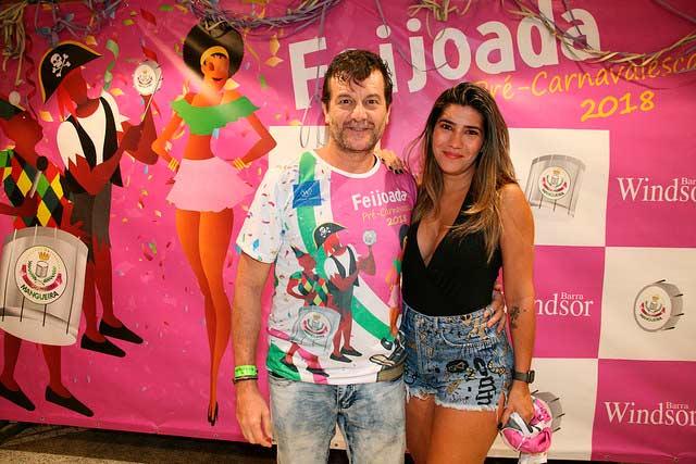 Feijoada Pré carnavalesca da Windsor Barra 10 - Feijoada Pré-carnavalesca da Windsor Barra conta com a presença de famosos