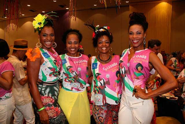 Feijoada Pré carnavalesca da Windsor Barra 11 - Feijoada Pré-carnavalesca da Windsor Barra conta com a presença de famosos