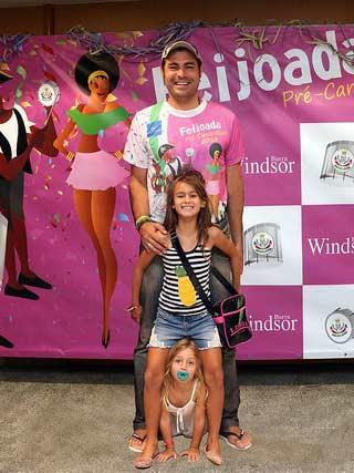 Feijoada Pré carnavalesca da Windsor Barra 17 - Feijoada Pré-carnavalesca da Windsor Barra conta com a presença de famosos