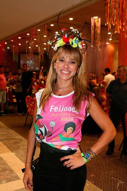 Feijoada Pré carnavalesca da Windsor Barra 3 - Feijoada Pré-carnavalesca da Windsor Barra conta com a presença de famosos