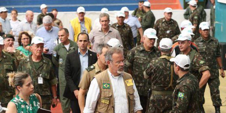 Forças Armadas no Rio Grande do Norte - Ministro da Defesa diz que ordem foi restaurada no Rio Grande do Norte