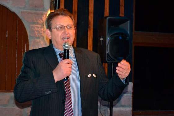 Guido Thiele  - Guido Thiele presidirá pela terceira vez o Sindilojas Hortênsias